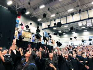 Convocation is a time of celebration at UBCO