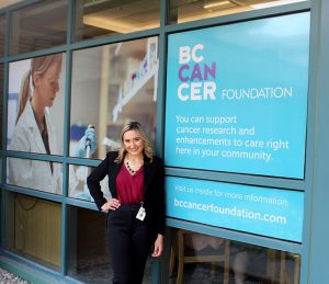 Top student award goes to UBCO cancer researcher and rural health care advocate