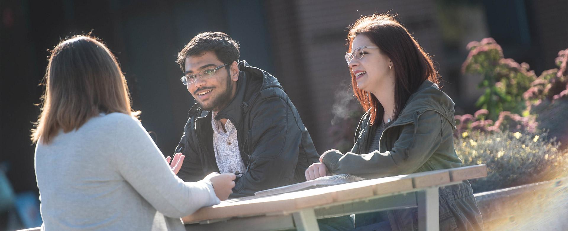 Graduate Students at UBC Okanagan