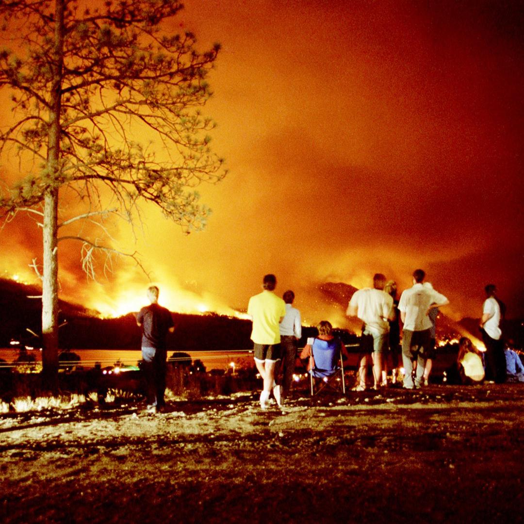 Okanagan Mountain Fire